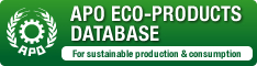 APO ECO-PRODUCTS DATABASE